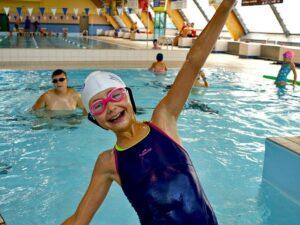 Rozpoczynamy zapisy na zajęcia pływackie 2021/22