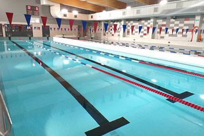 nauka pływania Kraków basen Ruczaj