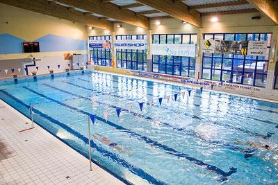 nauka pływania Kraków basen Zabierzów